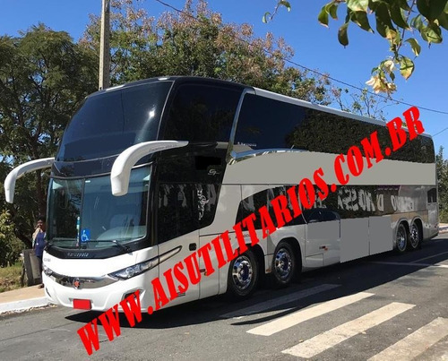Marcopolo Dd 4 Eixos 2019 Passando Divida  Confira Ref 139