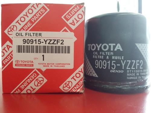90915-yzzf2 Filtro Aceite Corolla Yaris Terios