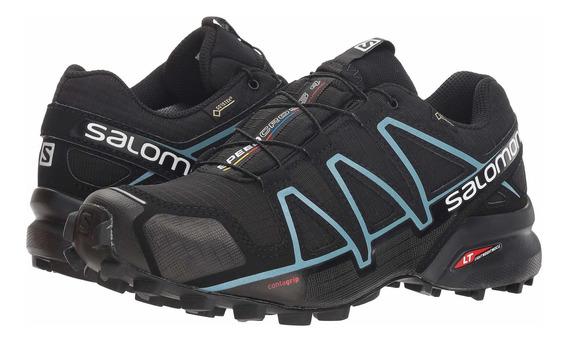 zapatos salomon para hombre colombianos
