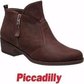 Bota Piccadilly 652001 Super Confortavel