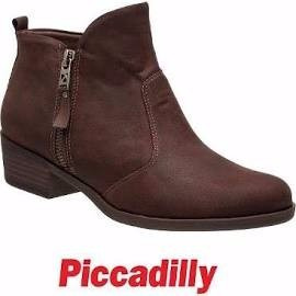 Bota Piccadilly 652001 Super Confortavel