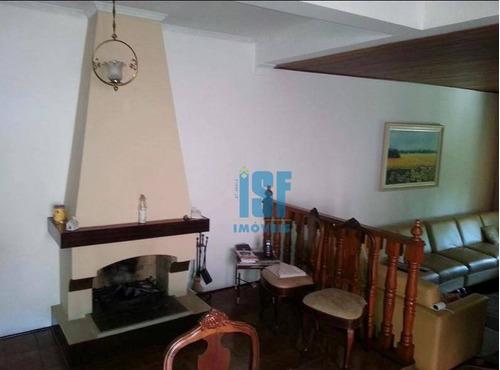 Sobrado Com 3 Dormitórios À Venda, 340 M² Por R$ 1.850.000 - Vila Campesina - Osasco/sp - So5475. - So5475