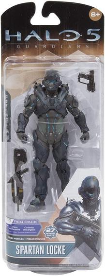 Halo 5 Guardians Spartan Locke Mcfarlane