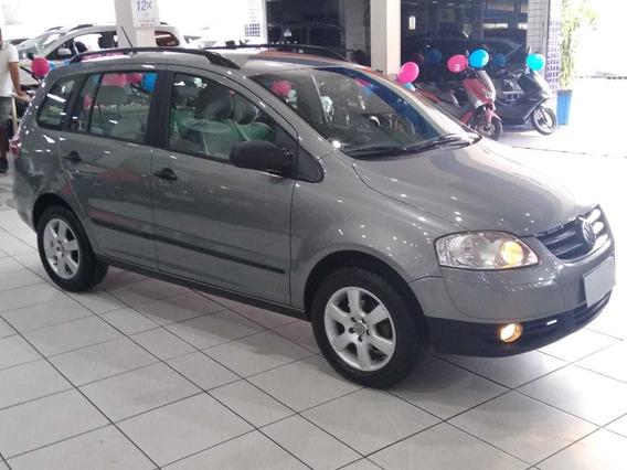 Volkswagen Spacefox 1.6 Plus Total Flex 5p 2008