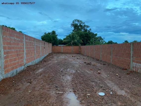 Terreno Para Venda Em Várzea Grande, Cristo Rei, 2 Dormitórios, 1 Banheiro, 2 Vagas - 424_1-1390707