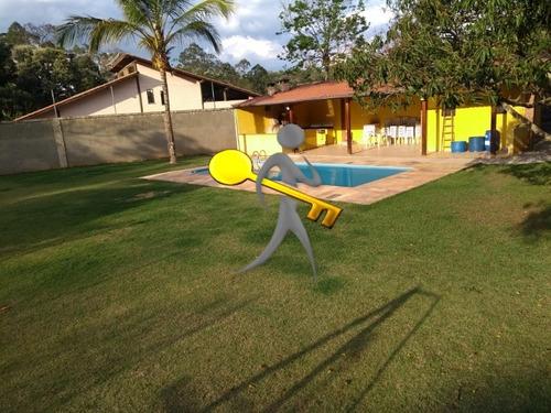 Imagem 1 de 23 de Casa Condomínio Mairiporã - Ca00039 - 32954511