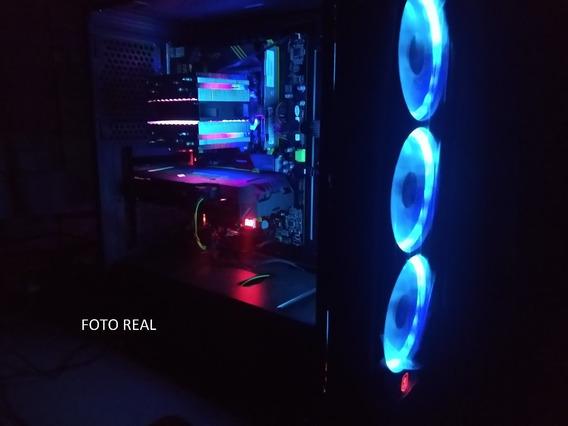 Computador Gamer Lga2011, Xeon 2650v2, Gtx 1060, 32gb Ram