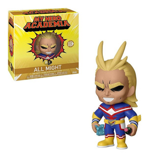 Figura Funko 5 Star All Might - My Hero Academia Oferta!