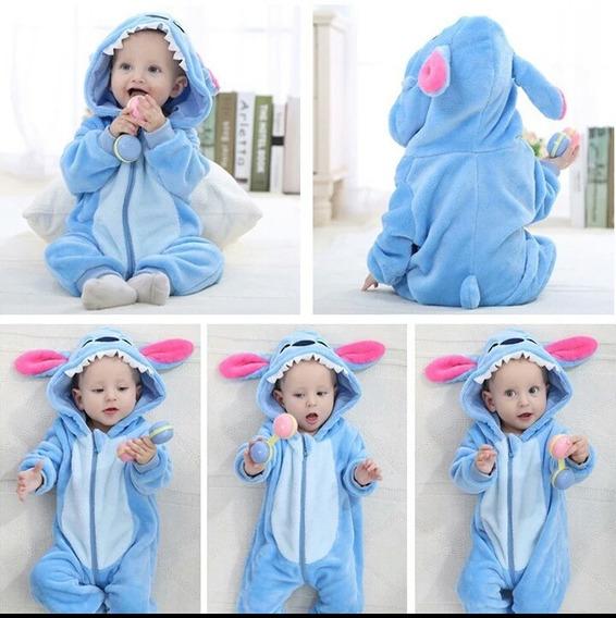 Macacão Pijama Para Bebê