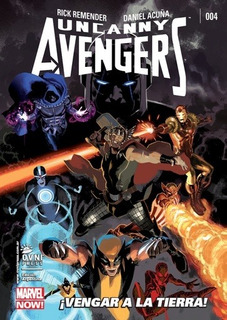 Uncanny Avengers #04 - Marvel Comics
