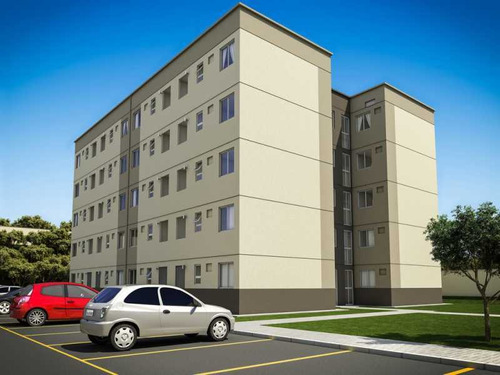Apartamentos De 2 Quartos - Entrada Facilitada - Pmap20092