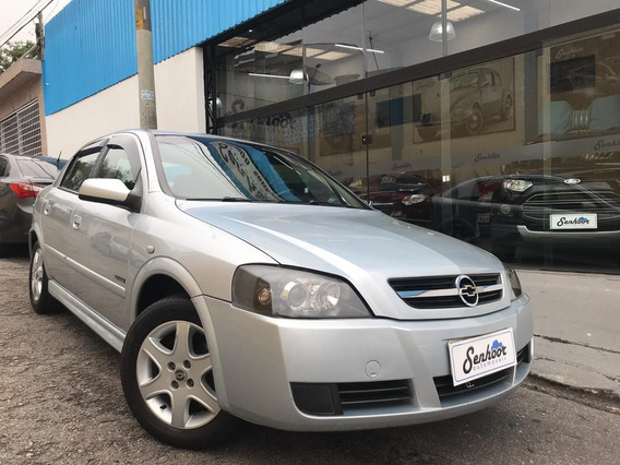 Chevrolet Astra Advantage 2.0 8v Manual Prata - 2007