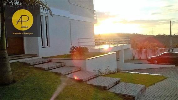 Sobrado Residencial À Venda, Condomínio Aruã, Mogi Das Cruzes. - So0024