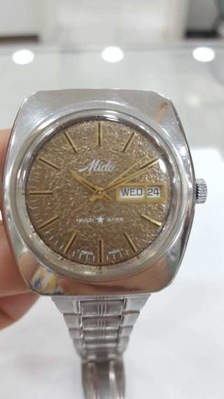 Relógio Suisso Mido