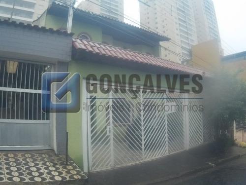Venda Sobrado Sao Bernardo Do Campo Jardim Sao Paulo Ref: 61 - 1033-1-61929
