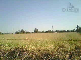 Área Industrial À Venda, Bosque, Nova Odessa. - Ar0173