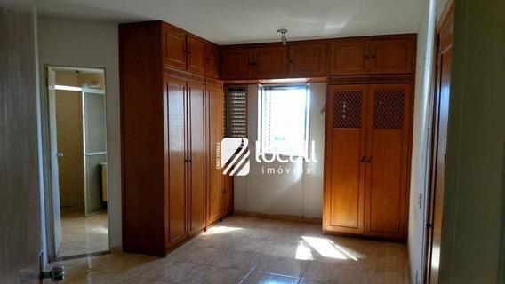 Apartamento Com 1 Dormitório Para Alugar, 44 M² Por R$ 600/mês - Vila Imperial - São José Do Rio Preto/sp - Ap1960