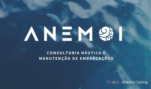 Imagem 1 de 1 de Anemoi - Consultoria Náutica E Manutenção De Embarcações