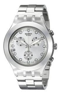 Reloj Swatch Dama Full-blooded Silver Svck4038g
