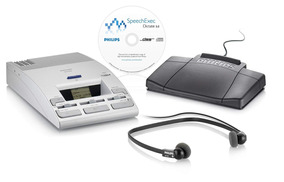 Philips 9750 Digital Desktop Transcription System