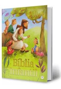 Bíblia Infantil C/ Capa Luxo Ilustrada