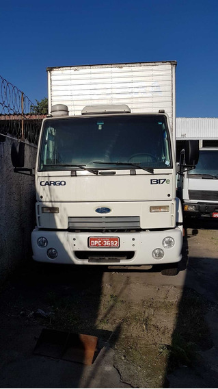 Ford Cargo 1317 Ano 2010 Único Dono!!!