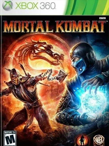 Mortal Kombat Mídia Digital Xbox 360