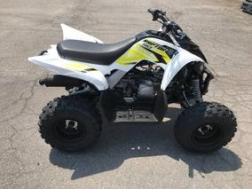 Yamaha Raptor 90cc Modelo 2017 Nueva