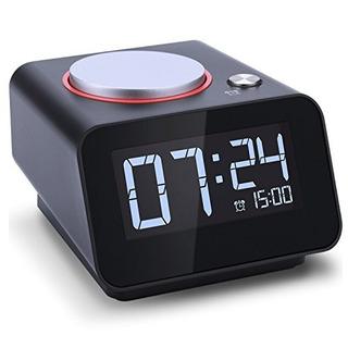 Reloj Despertador Reloj Despertador Digital Para El Receptor