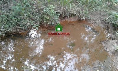 Venda Terreno Em Juquitiba - Com Água. Ref 0016