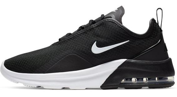 Tenis Original Nike Air Max Motion 2 Negro Blanco Ao0266-012