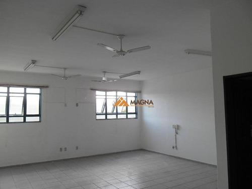 Sala Para Alugar, 60 M² Por R$ 850,00/mês - Jardim Anhangüera - Ribeirão Preto/sp - Sa0346