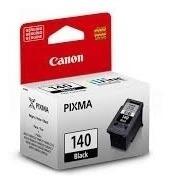 Cartucho Preto Pg-140 Impressora - Canon