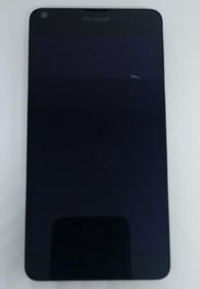 3° Microsoft Lumia 640 Lte Preto C/ Defeito S/ Garantia