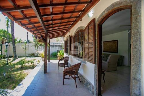 Imagem 1 de 13 de Casa Com 3 Dormitórios À Venda, 175 M² Por R$ 890.000,00 - Itaipu - Niterói/rj - Ca0105