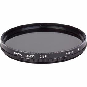 Filtro Polarizador Hoya 49mm Original, Lacrado Na Embalagem