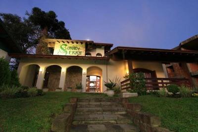 Hotel Comercial À Venda, Centro, Canela - Ho0004. - Ho0004