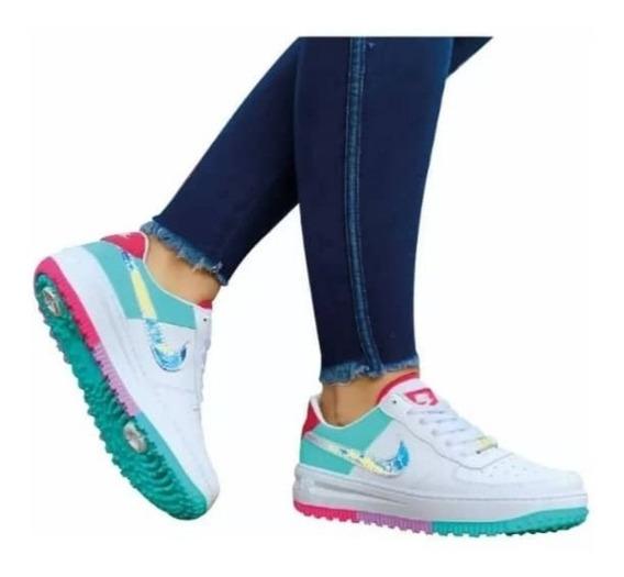 Zapatos Dama Deportivos Colombianos Gym