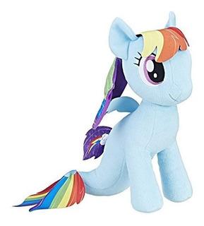 My Little Pony The Movie Rainbow Dash Sea-pony Peluche Peluc