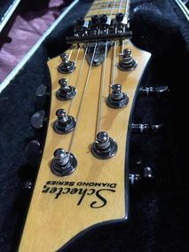 Shecter Jeff Lommis 7fr Gibson,ltd, Fender, Ibáñez
