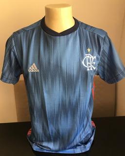 Camisa Do Flamengo Azul