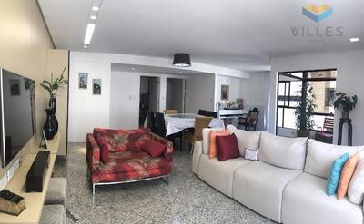 Ed. Hermitage Apartamento Residencial À Venda, Ponta Verde, Maceió. - Ap0366
