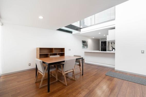 Penthouse En Venta Y Renta En Exclusivo Edificio De 10 Depar