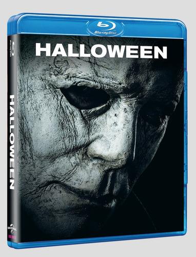 Halloween (2018) Bluray Nuevo Original