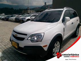 Chevrolet Captiva Ct Automatica 4x2 Gasolina