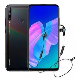 Kirin Celular Huawei Y7p 64gb Negro Con Hms + Audífono Tk812