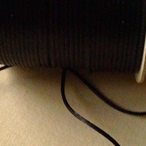 Aia-695 Cordón Cola De Rata Rasado 3mm Por 133mts