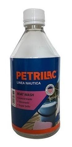 Boat Wash Petrilac Siliconado Lavar Barcos (no Envios)