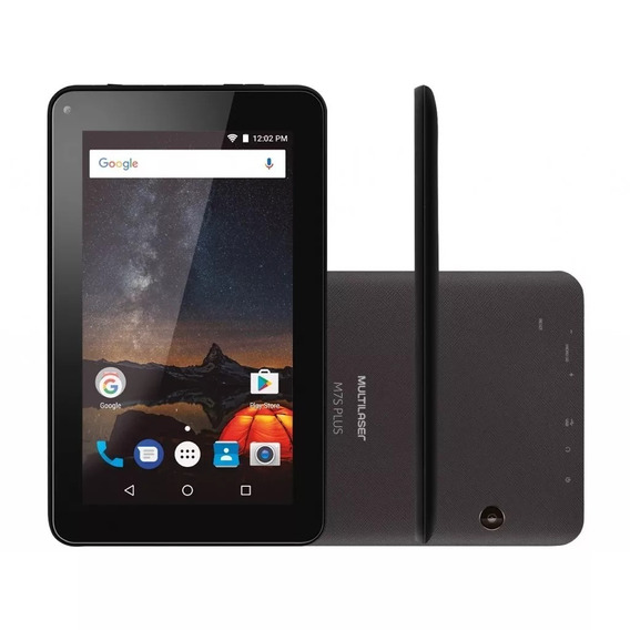 Tablet Multilaser M7s Plus Nb273 Dual Câmera Lacrado