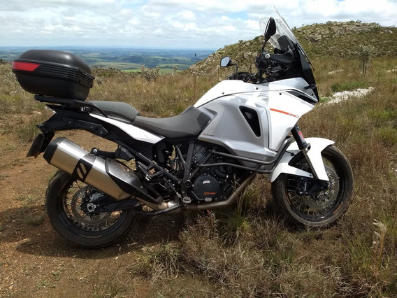 Ktm 1290 Super Adventure, Cor Branca